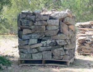 Moss brick