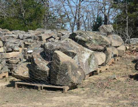 Medium Moss Boulders 5